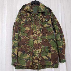 Smock Combat Temperate Camo Jacket DPM NATO